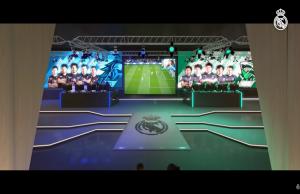 Real Madrid Yenilenecek Stadyumunun Espor Arenasını Açıkladı