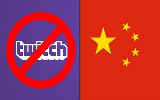 Çin Twitch Erişimini Engelledi!