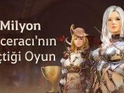 Black Desert Online Dünya Genelinde 10 Milyon Oyuncusunu Kutluyor
