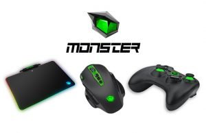 Monster Yeni Pusat Serisi Oyuncu Ekipmanlarını Kullanıcıların Beğenisine Sundu!