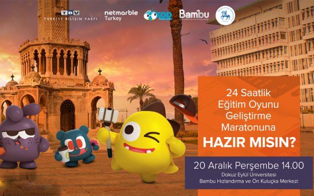 Oyun Geliştirme Maratonu İzmir'e Geliyor