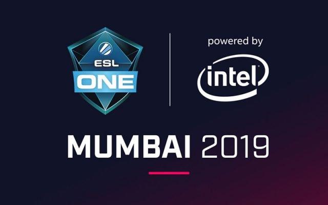 Intel ESL 2019 Mumbai Dota 2 turnuvası