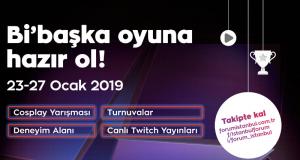 Gaming Forum İkinci Kez Forum İstanbul'da Buluşacak
