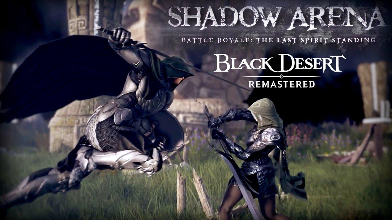 Black Desert Gölgeler Arenası Battle Royale Modu, Geleceği ve Pearl Abyss'in Türkiye ve MENA Çalışmaları!