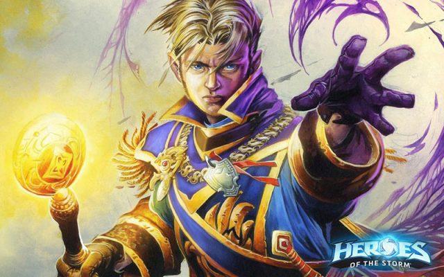Blizzard Özel Haber! Heroes of The Storm Sızıntıları!