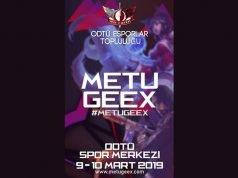 METU GEEX Meraklılarını Bekliyor