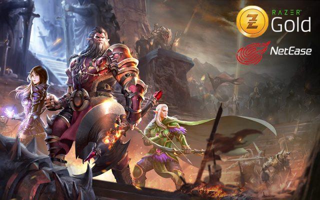 Razer Gold ve NetEase Games Partnerliği Açıklandı