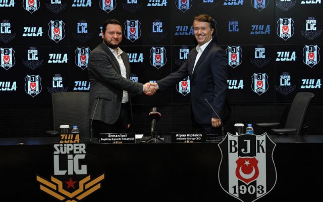 Beşiktaş JK ve InGame'den İşbirliği
