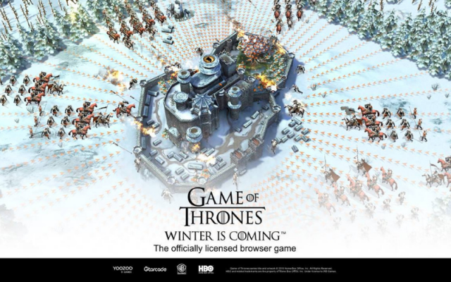 Game of Thrones Winter Is Coming Tüm Dünyada Yayında