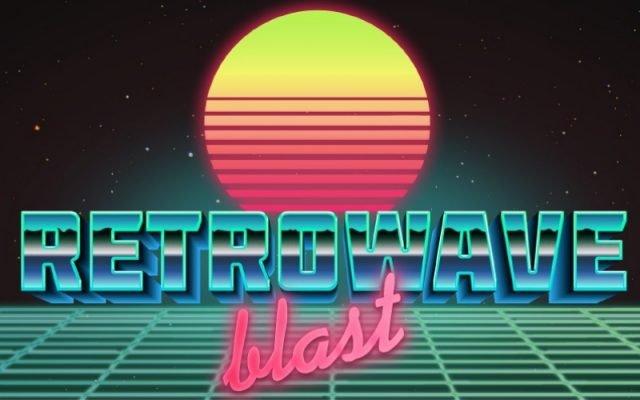 Retrowave Blast Oyunu Görücüye Çıktı