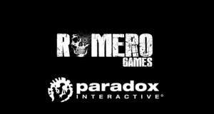 Romero Games ve Paradox Ortaklık Kuruyor