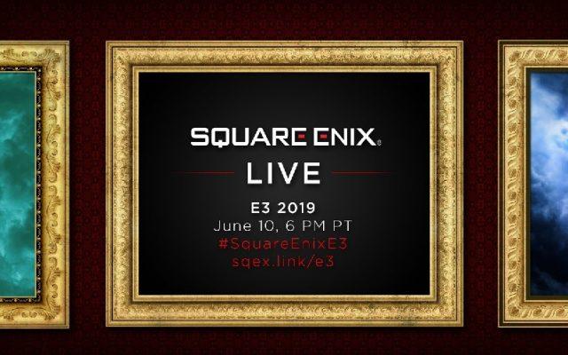 Square Enix E3 2019 Ayrıntılarını Açıkladı