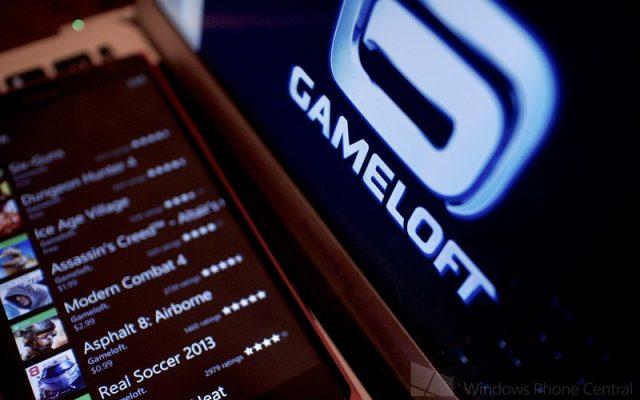Gameloft, Microsoft İşbirliğiyle Mobil Oyunları Xbox Live Servisine Taşıyor