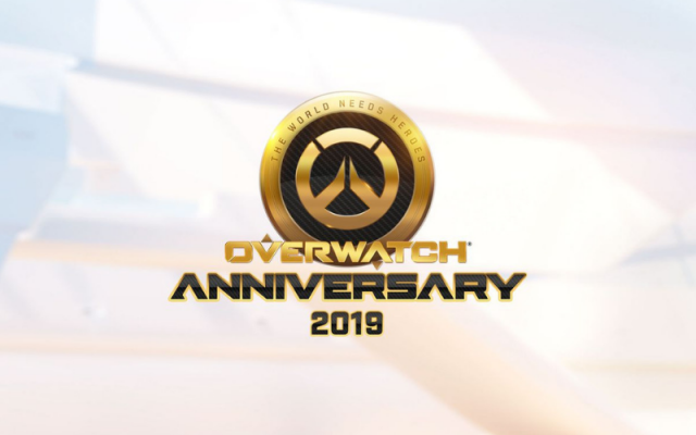 Overwatch Yeni Yaşını Sürprizlerle Kutluyor