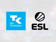 ESL ve Techniker Krankenkasse'den Ortaklık Anlaşması
