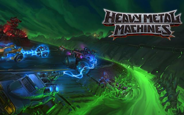 MOBA Türünde Devrim, Heavy Metal Machines