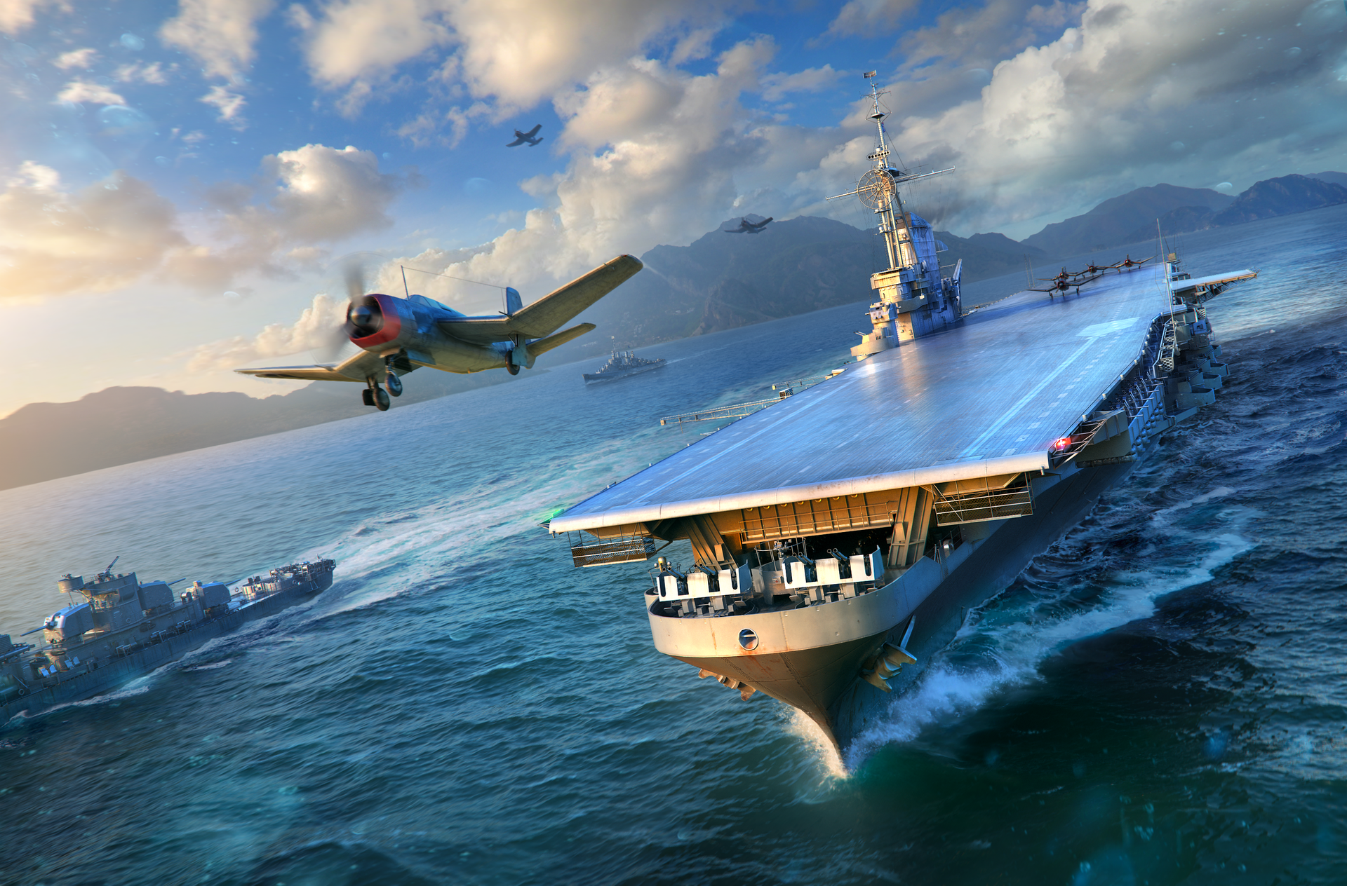 WG_SPB_WoWS_Wallpapers_US_CV_Midway_T10_II.psd