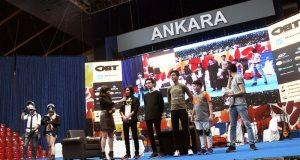 Oyun Başlasın Türkiye'nin İlk Ayağı Ankara'da Gerçekleşti