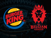Burger King League of Legends Belçika Ligi'ne Sponsor Oldu