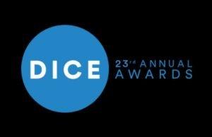 DICE Ödülleri İçin Adaylar Belli Oldu!
