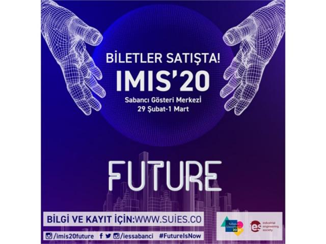 IMIS'20, 29 Şubat'ta Başlıyor!