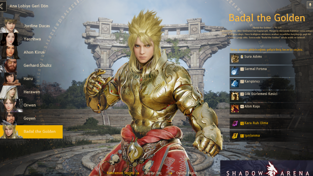 Badal the Golden