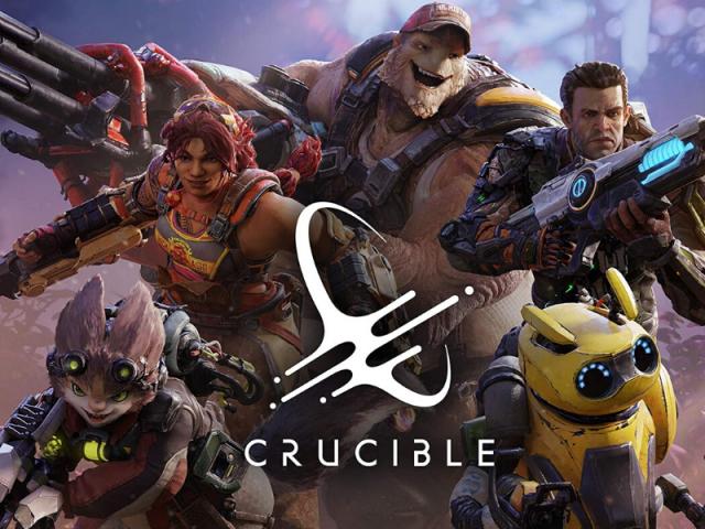 Amazon Games'in Yeni Oyunu Crucible Yayınlandı!