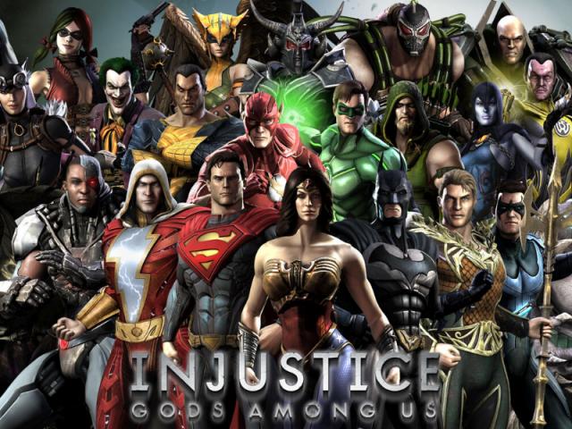 Injustice: Gods Among Us Oyunu Ücretsiz Oldu!