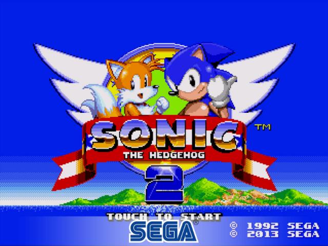 Sonic The Hedgehog 2, Steam'de Ücretsiz!