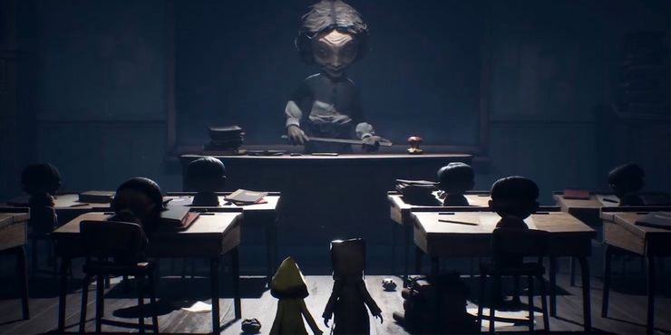 little-nightmares-2-trailer-gamescom-six-mono-teacher