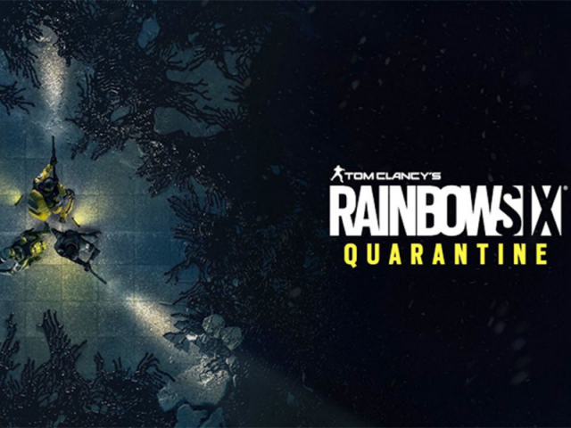 Rainbow Six Quarantine Sistem Gereksinimleri Sızdırıldı!