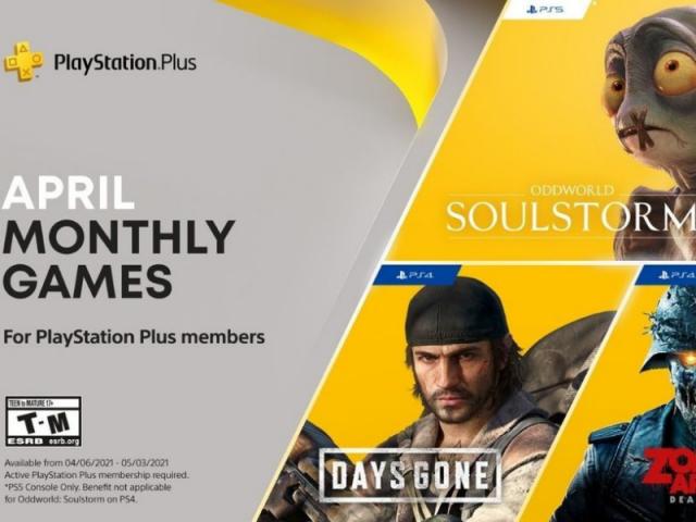 PS Plus Nisan 2021 Oyunları Açıklandı!