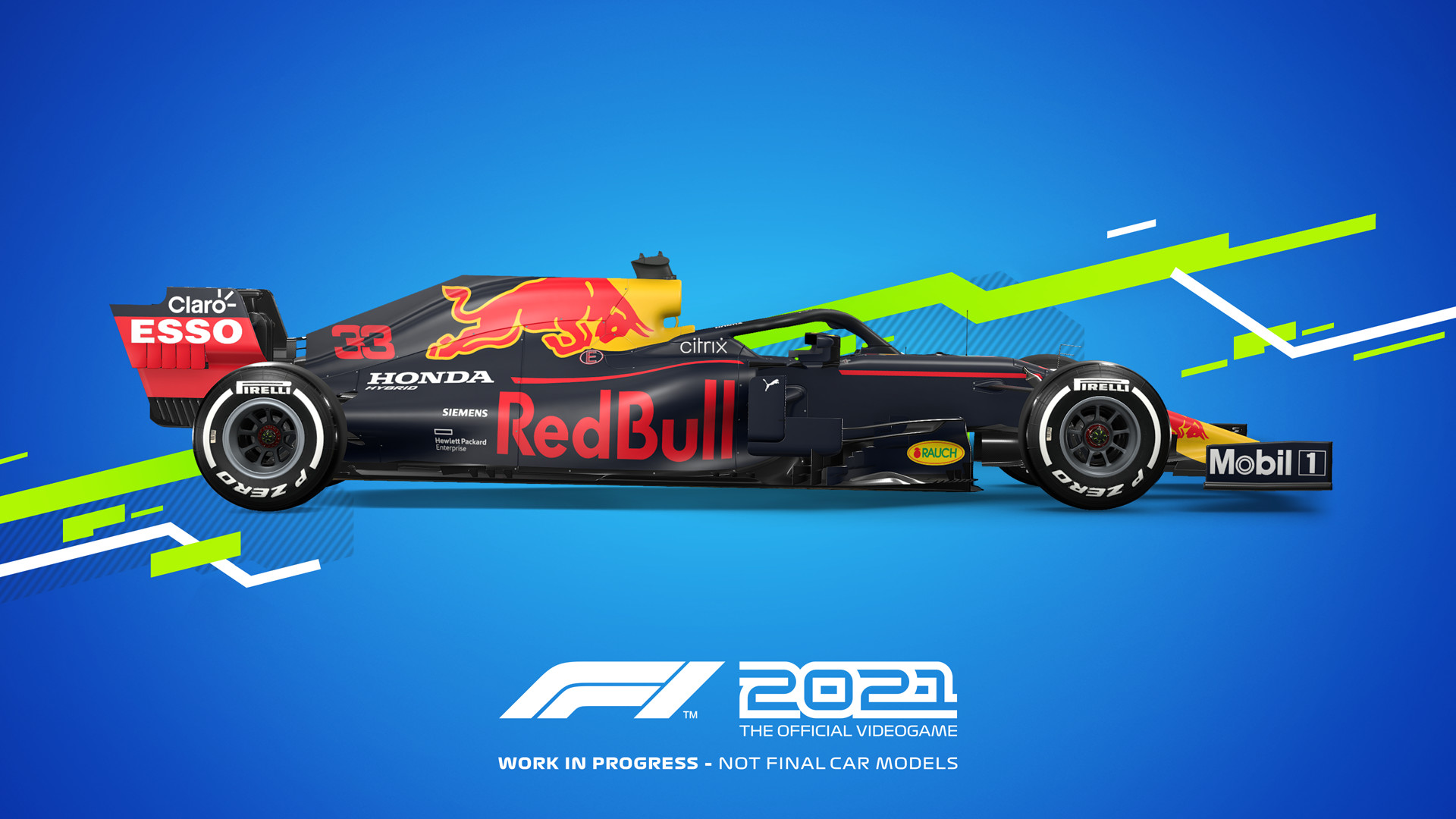 F1 2021 Official Game