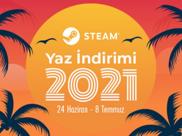 Steam Yaz İndirimleri 2021 İçin 5 Oyun Tavsiyesi!