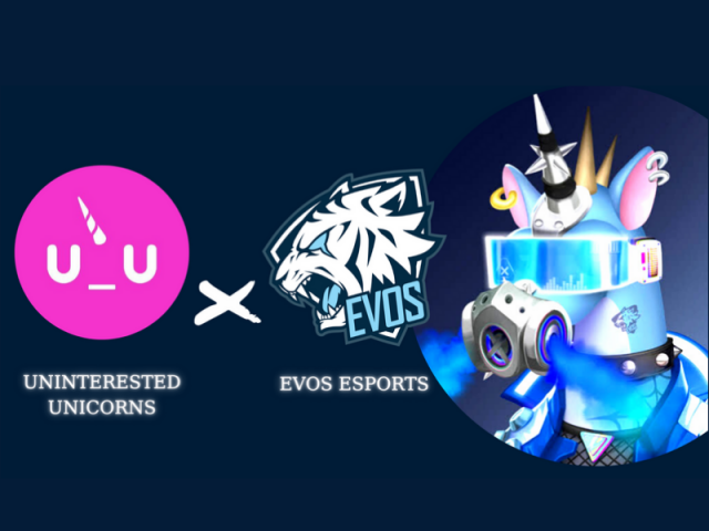 evos-esports-uninterested-unicorns-projede-isbirligi-yaparken-asyadaki-ilk-esports-x-nft-ortakligi